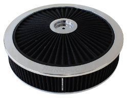 AIR FILTER ASSEMBLY 14'' X 3'' FULL FLOW