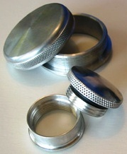 Fuel Cap With Aluminum Bung 1-1/4''