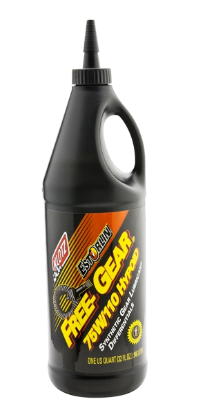 FREE-GEAR HYPOID SYNTHETIC GEAR LUBRICANT
