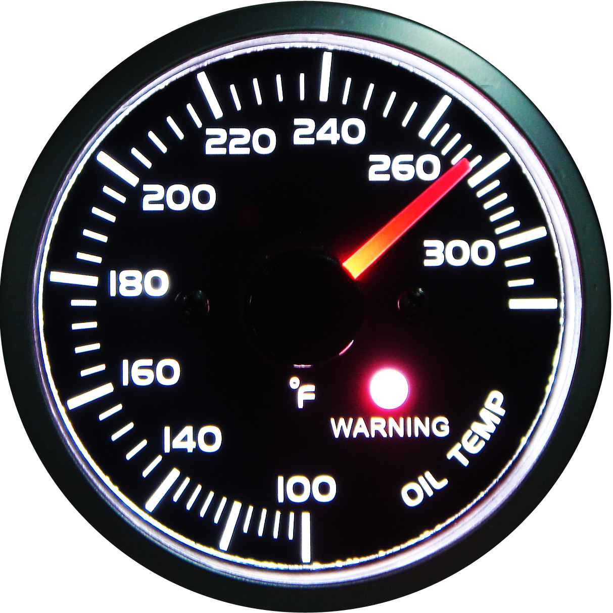 OIL TEMP GAUGE 50-150 C