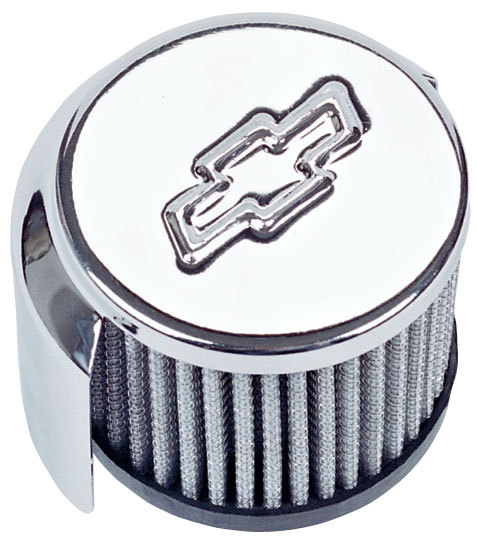 CHEVROLET BOWTIE AIR BREATHER CAP WITH HOOD