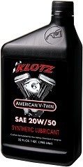 AMERICAN V TWIN TECHNIPLATE SYNTHETIC ENGINE LUBRICANT