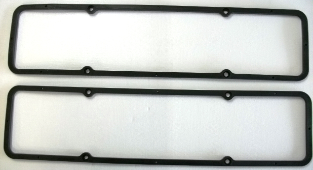 SB CHEV STEEL CORE VALVE COVER GASKETS