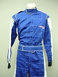 Chicane single layer suit